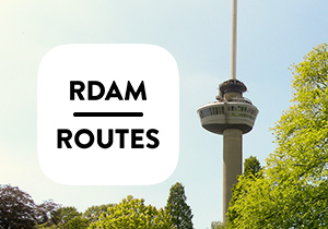 Rotterdam Routes iPhone & Android app